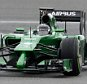File photo dated 31-01-2014 of Caterham driver Kamui Kobayashi, during the 2014 Formula One Testing at the Circuito de Jerez, Jerez, Spain. PRESS ASSOCIATION Photo. Issue date: Monday December 1, 2014. Caterham have been given dispensation to compete in 2015 with this year's car should a buyer be found for the team. See PA story AUTO Caterham. Photo credit should read Martin Rickett/PA Wire.