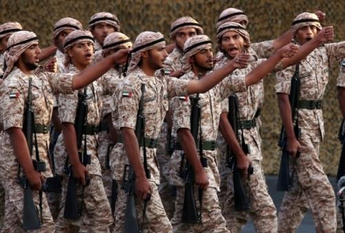 Liên quân do Mỹ dẫn đầu rục rịch chuẩn bị chiến dịch trên bộ ở Syria - Ảnh 1