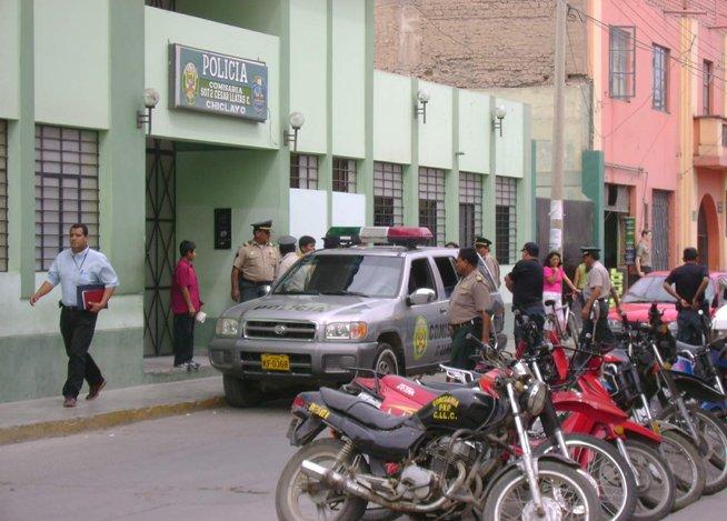 Chiclayo: Ladrones se llevan 60 mil soles de negocio