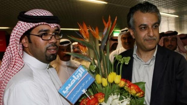 Bahrein Salman bin Ibrahim al-Khalifa ir concorrer no pleito do prximo dia 26