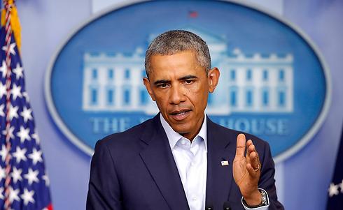 אובמה אישר (צילום: AP)