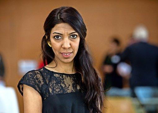 Beharrlich, mutig, unbestechlich: die Journalistin Nazeeha Saeed Foto: Eppler